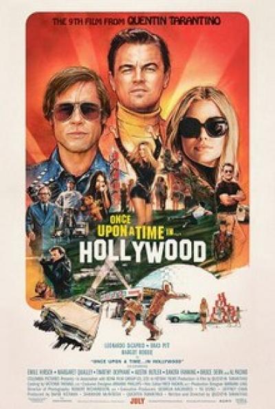 從前,有個好萊塢 Once Upon a Time In Hollywood