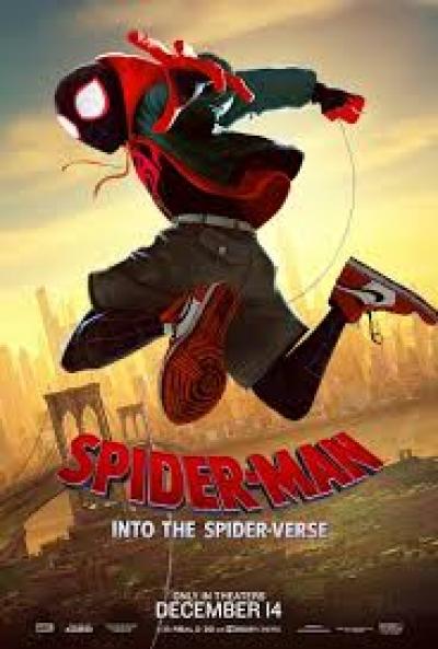蜘蛛人:新宇宙 Spider-Man: Into the Spider-Verse