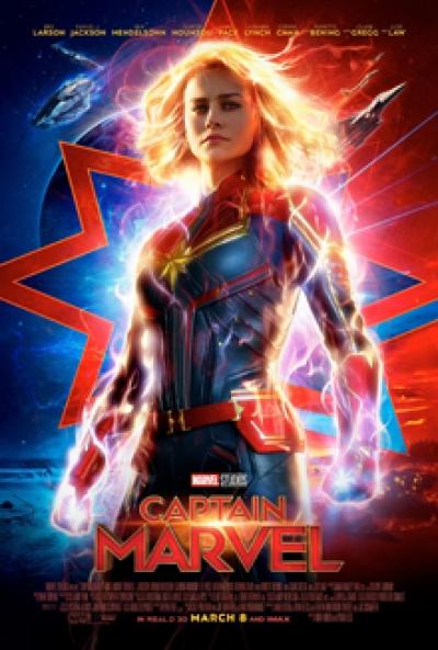 驚奇隊長 Captain Marvel