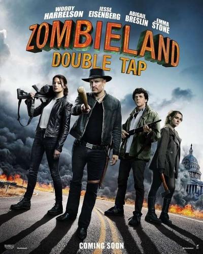 屍樂園:髒比雙拼 Zombieland: Double Tap