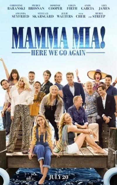 媽媽咪呀!回來了 Mamma Mia! Here We Go Again